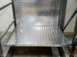 Малый грузовой лифт подъёмник