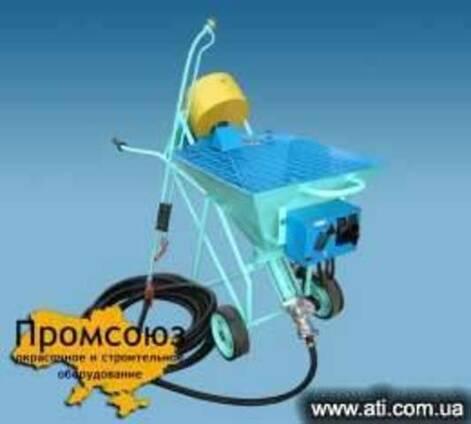 Малярное оборудование, установка малярная, краскопульт