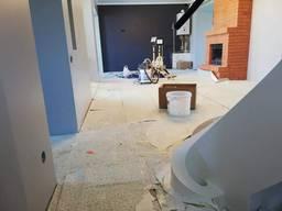 Малярные работы Покраска Шпаклёвка стен потолка помещения
