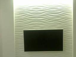 3dпанели для декоративной отделки стен