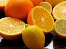Цитрус (Мандарин, апельсин, лимон)