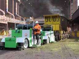 Маневровая лебедка, локомотив, мотовоз, локомобиль, тепловоз - photo 2