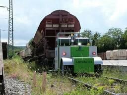 Маневровая лебедка, локомотив, мотовоз, локомобиль, тепловоз - photo 4