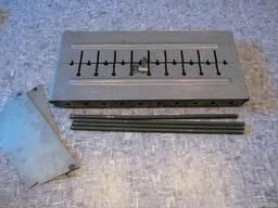 Мангал чемодан для пикника на 6, 8, 10 и 12 шампуров