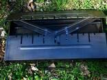 Мангал раскладной металл 2мм на 8 шампуров - фото 4