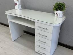 Маникюрный стол с вытяжкой, стол для маникюра. Модель V242