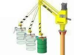 Манипулятор балансный пневматический продажа МСП-250