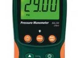 Манометр дифференциальный /регистратор данных Extech SDL720