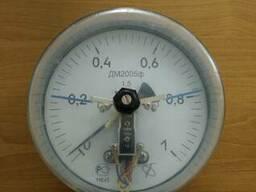Манометр электроконтактный ДМ 2005ф (0-10кг) (ДМ2005ф )