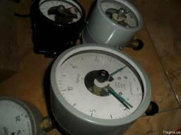 Манометр ЕКМ-1У 1, 6;100кгс/см2, ЕКМВ 1У -1 3