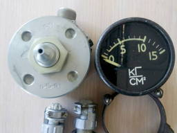 Манометр электрический дистанционный ЭДМУ-15