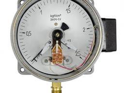 Манометр электро-контактный ЭКМ1-У