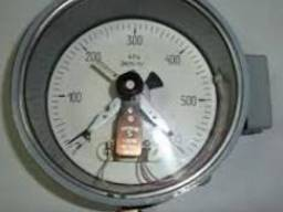 Манометр электроконтактный ЭКМ-1у