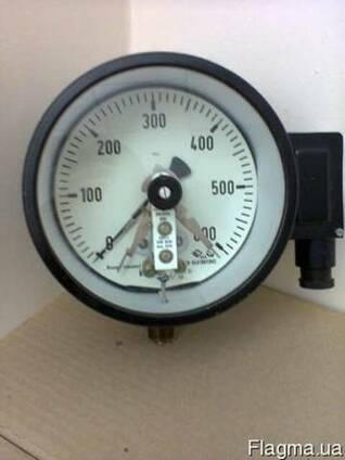 Манометр электроконтактный (сигнализирующий) TGL.
