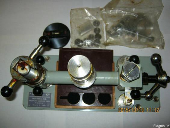 Манометр грузопоршневой переносной МПП-60М до 60 кг/см2