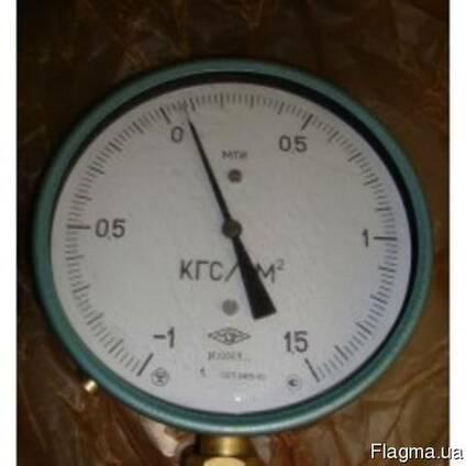 Манометр МО и вакуумметр ВО класс 0,4