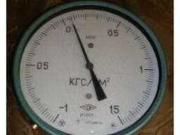 Манометры и вакуумметры образцовые МО и ВО кл. 0, 4