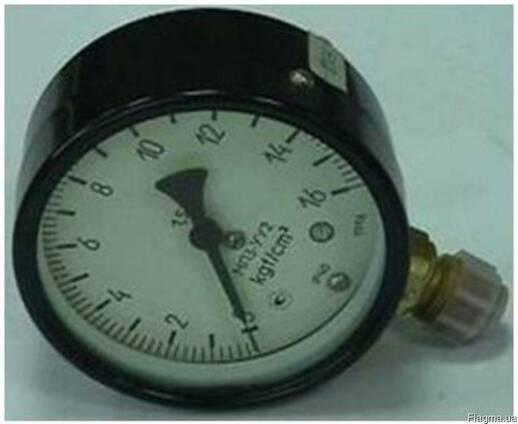 Манометр МП-100 0-16 кг/см2