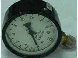 Манометр МП-100 0-16 кг/см2 - фото 1