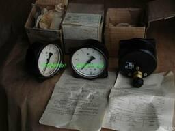 Манометр МП3-У, МОШ1-100 осевые (0-10)кгс/см2