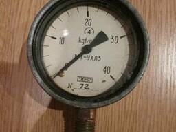 Манометр МТ-УХЛ3 0-40 кгс/см2