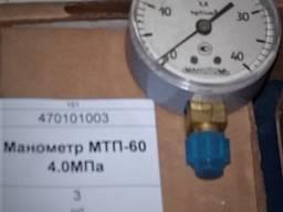 Манометр МТП-60 4. 0МПа
