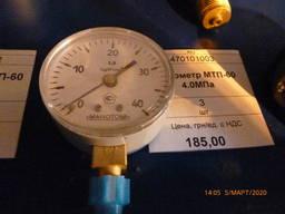 Манометр МТП-60 4.0МПа