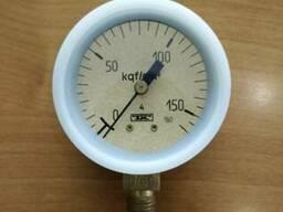 Манометр МТП1-М (0-160кг)к. т.4 (МТП1М, МТП-1М)
