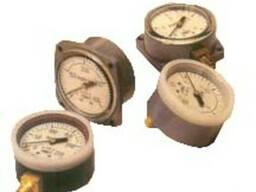Манометр МТП4М (250кгс/см2) диам 60мм, М12*1,5