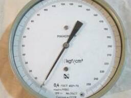 Манометр образцовый 10кг