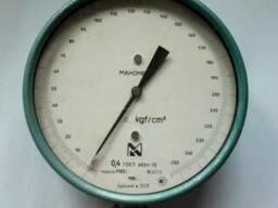 Манометр образцовый МО 11202, 60 кгс/см кв.