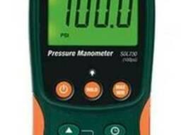 Манометр/регистратор дифференциальный Extech SDL730