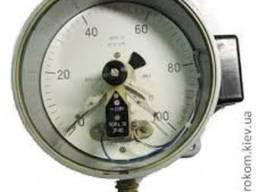 Манометры электроконтактные ЭКМ-1у, ЭКМ-2у