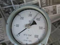 Манометры электроконтактные МТ-160Сг