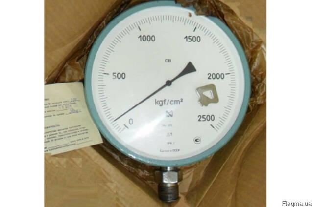 Манометры сверхвысокого давления СВ-2500