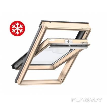 Мансардное окно Velux (Велюкс) Стандарт Плюс 78х98 GLU 0061