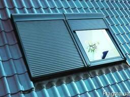 Мансардные окна для крыши Velux (Дания), Fakro (Польша)