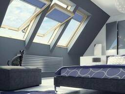 Мансардные окна FAKRO 78*118