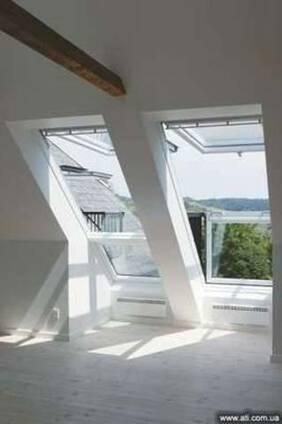 Мансардные окна на Вашу крышу