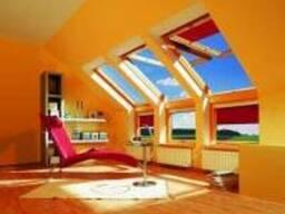 Мансардные окна (Roto, Velux)