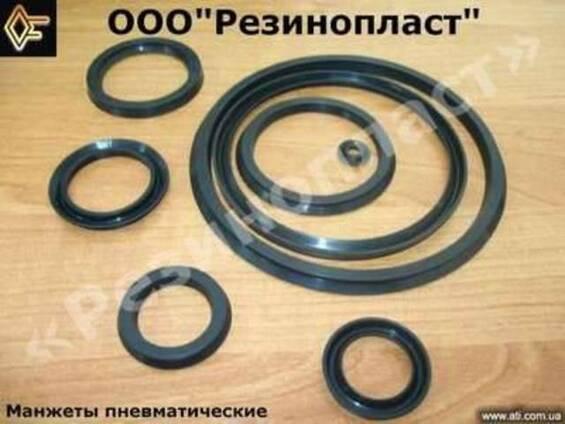 Манжеты резиновые, пневматические Гост 6678-72