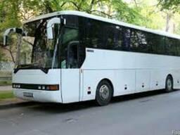 Маршрут автобуса Москва-Белгород-Мариуполь