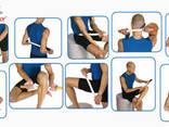 Масажер PowerPlay Massage Bar 4024 Жовтий SKL24-143733 - фото 4