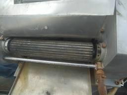 Машина для очистки кишок