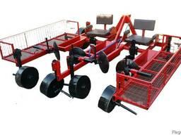 Машина для посадки саджанців
