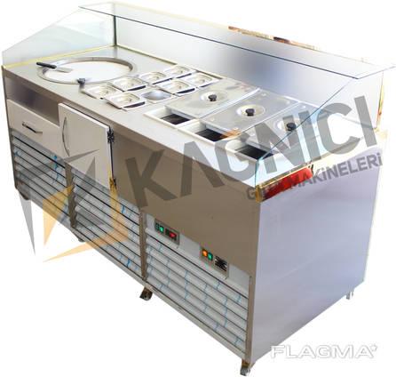 Машина для производства мороженого