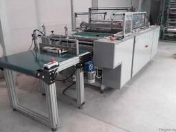Машина для виробництва поліетиленових пакетів