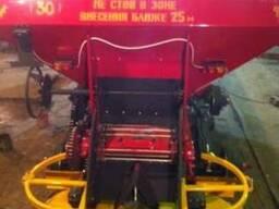 Машина для внесения удобрений МВУ-5, МВУ-6, МВУ-8