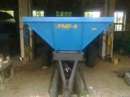 Машина для внесения удобрений МВУ-5, МВУ-6, МВУ-8 ,1-РМГ-4 - фото 5