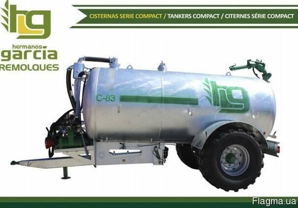 Машина внесения жидких удобрений ECO-8T (Испания)